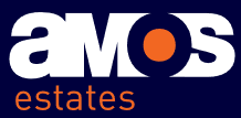 logo for Amos Estates (Hadleigh)