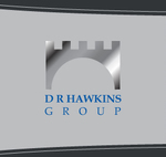 logo for D R Hawkins Group