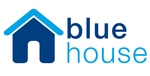 logo for Blue House Estate Agents (Camberley)
