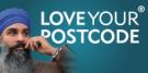 logo for Love Your Postcode (OLDBURY)
