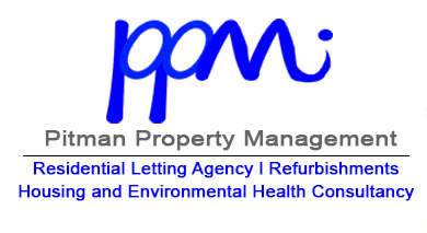 logo for Pitman Property Management Ltd