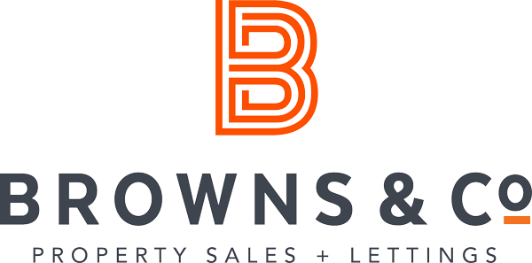 logo for Browns and Co. Property