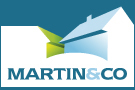 logo for Martin and Co : Widnes