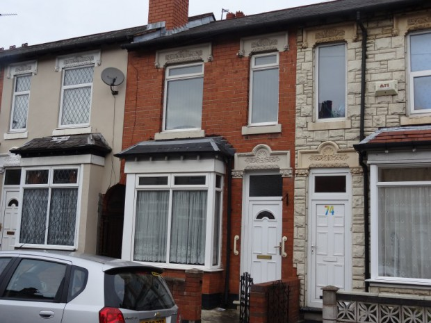 2 bed Mid Terraced House for rent in Handsworth. From Virdee Estates