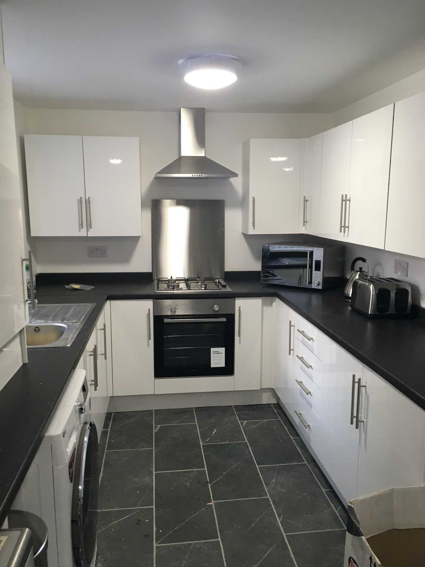 1 bed Flat for rent in Liverpool. From Cozyhomes 4u Ltd