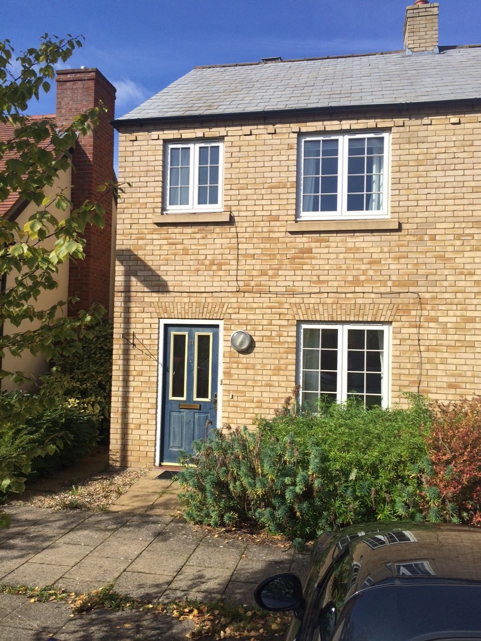 2 bed End Terraced House for rent in Lower Cambourne. From HC Property Lettings