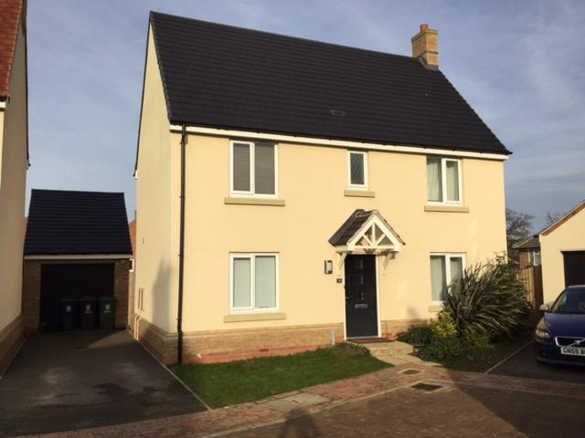 3 bed Detached House for rent in Papworth Everard. From HC Property Lettings