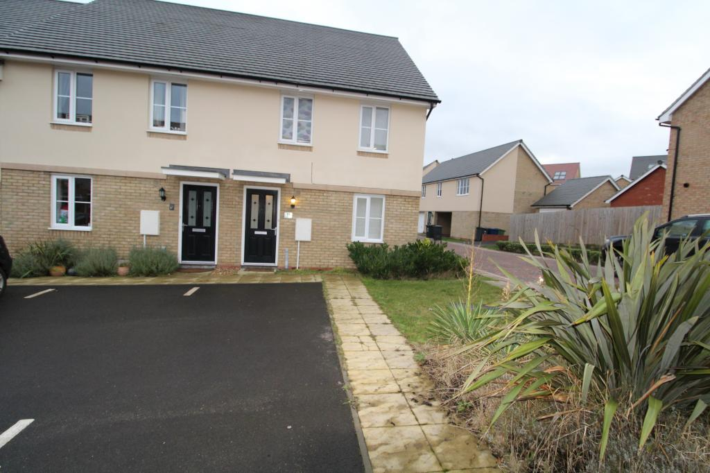 3 bed End Terraced House for rent in Papworth Everard. From HC Property Lettings