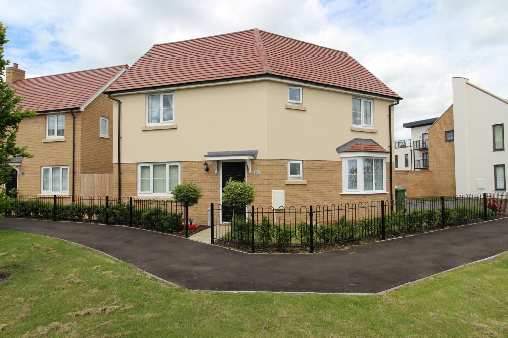 3 bed Detached House for rent in Cambridge. From HC Property Lettings