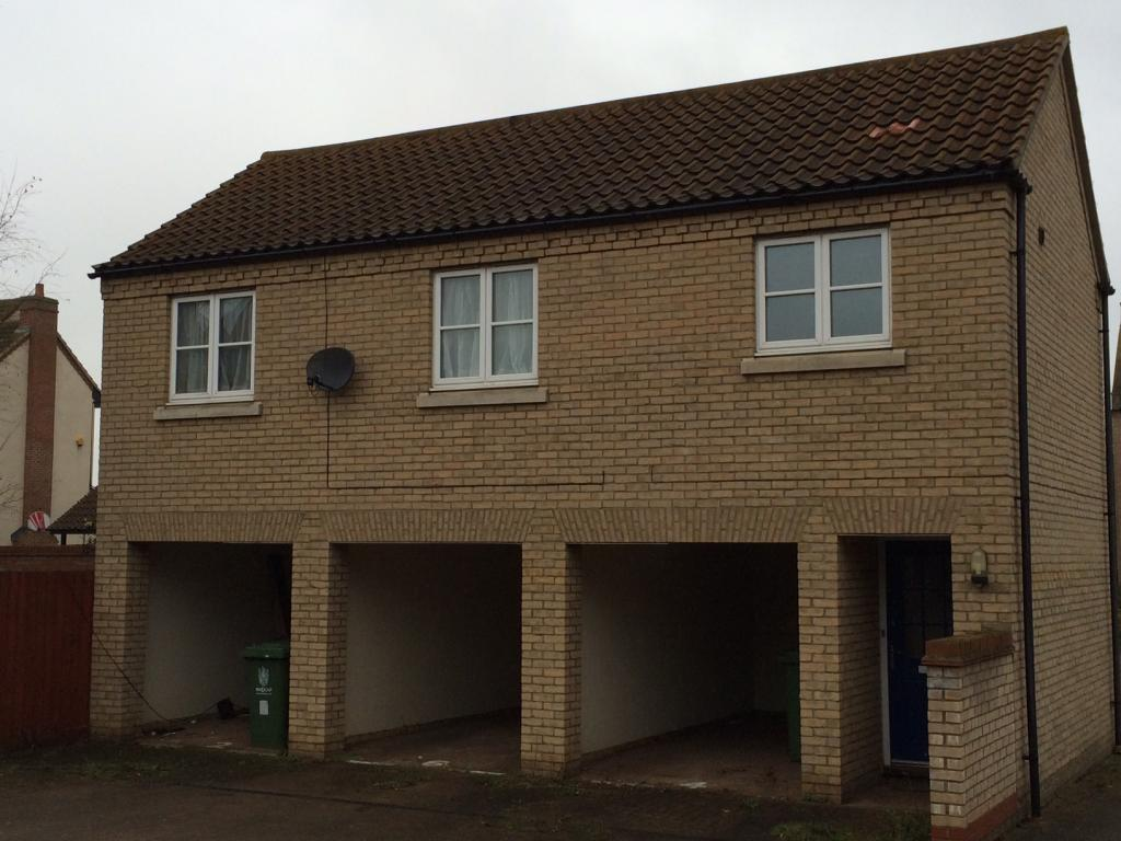 1 bed 1st Floor Flat for rent in Great Cambourne. From HC Property Lettings