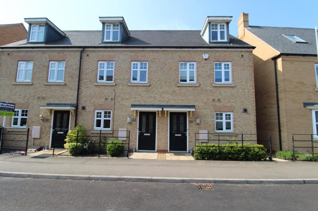 3 bed Town House for rent in Papworth Everard. From HC Property Lettings