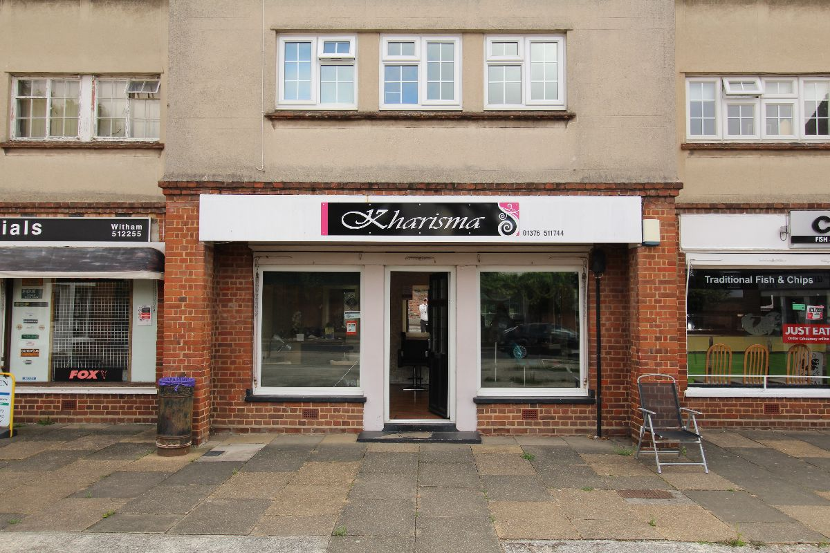 0 bed Shop for rent in Witham. From Yaxley Homes