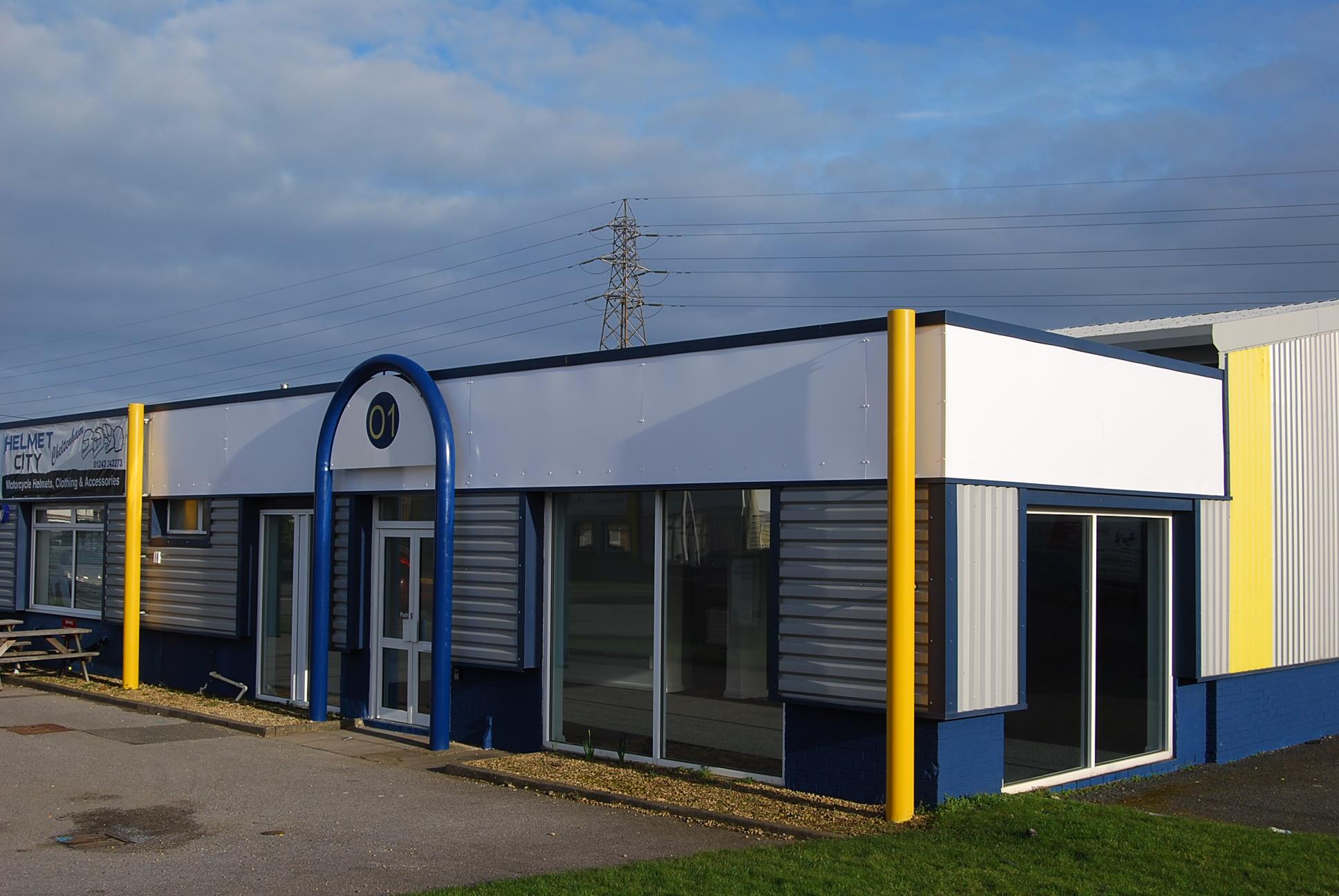 0 bed Light Industrial for rent in Cheltenham. From Bevans Chartered Surveyors