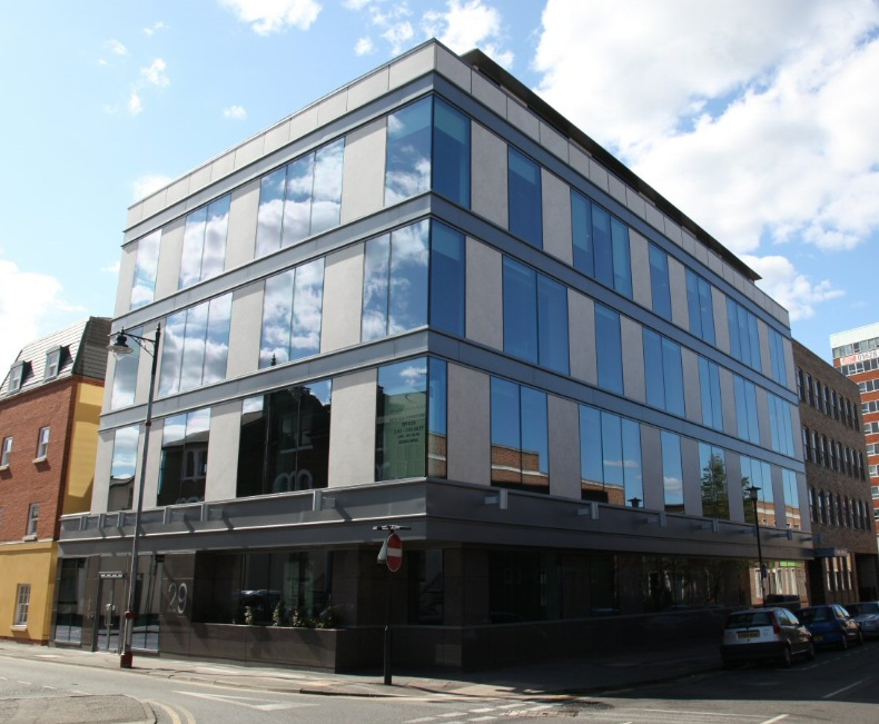 0 bed Office for rent in Maidenhead. From Hicks Baker