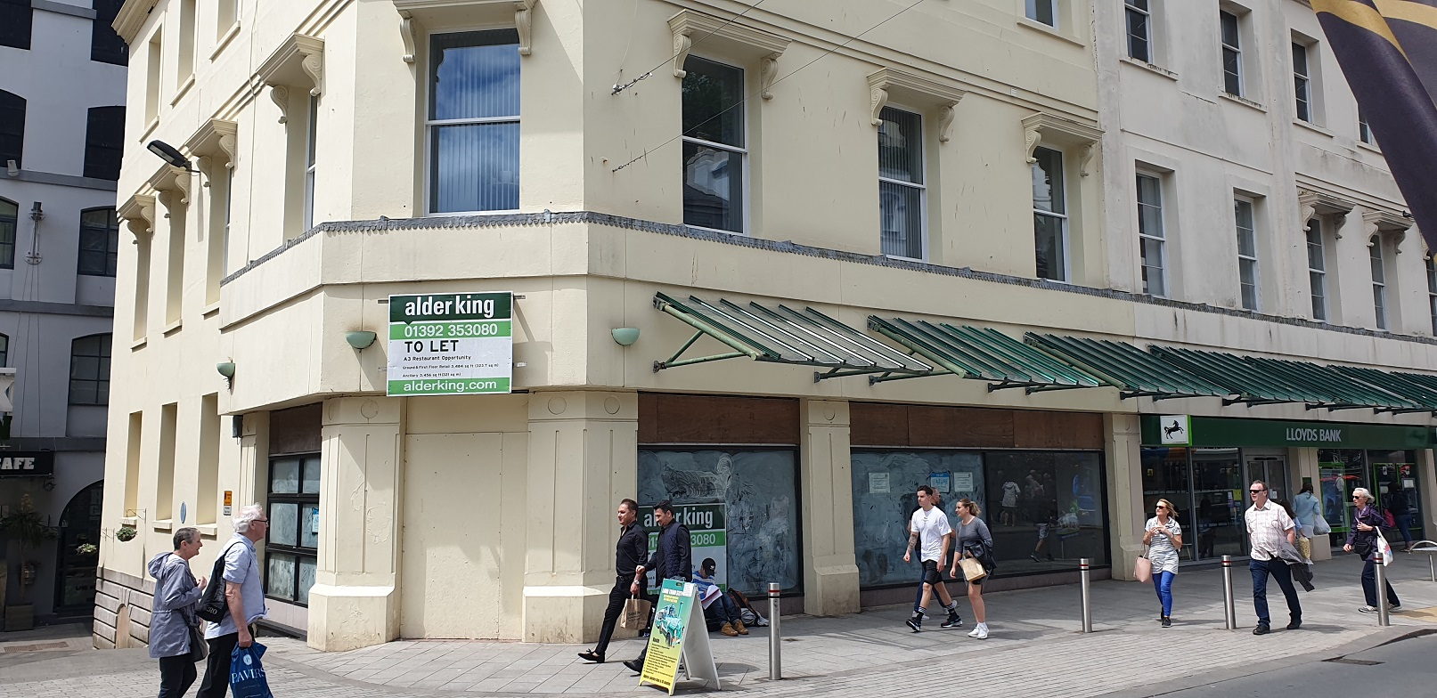 0 bed Restaurant - A3 for rent in Torquay. From Azure Property Consultants